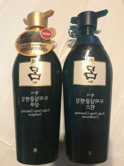 Ryo Amore Scalp Deep Cleansing Shampoo AND Conditioner 500ml