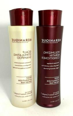 shampoo and conditioner duo deep hydration 12