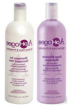 ApHogee Shampoos and Conditioners