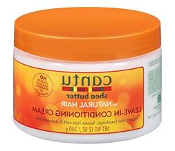 Cantu Shea Butter for Natural Hair Leave In Conditioning Rep