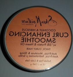SheaMoisture Coconut and Hibiscus Curl Enhancing Smoothie, 1