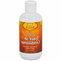 Simply Shea Deep Moisture Leave in Conditioner, 8 oz.