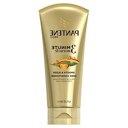Pantene Smooth and Sleek 3 Minute Miracle Deep Conditioner,