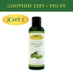 Pure Tamanu Oil with RECIPE EBOOK - 100% Organic, Unrefined