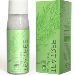 Natural Tea Tree Oil hair Conditioner for Scalp Dandruff and