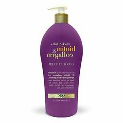 OGX Thick & Full Biotin Collagen Conditioner, 40 FL OZ