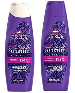 Aussie Total Miracle Collection 7n1 Shampoo and Conditioner