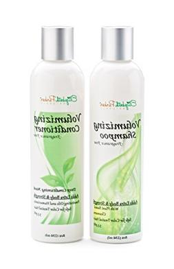Best Volumizing Shampoo and Conditioner Set for Fine Hair -