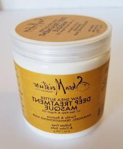 x4 SheaMoisture Raw Shea Butter Deep Treatment Hair Masque,