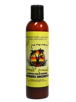 Ylang Ylang Jamaican Black Castor Oil 100% Natural Deep Cond